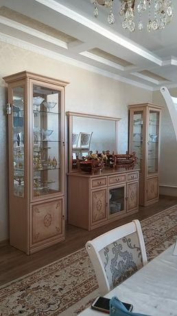Продам мебель для гостиной в хорошем состоянии. Цена 350.000 тг.