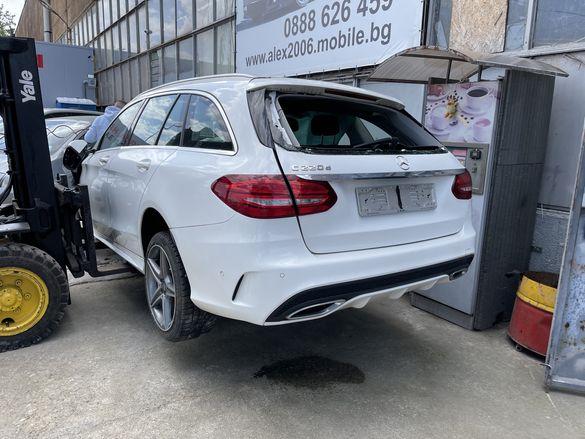 Mercedes c220 amg / мерцедес ц220 амг