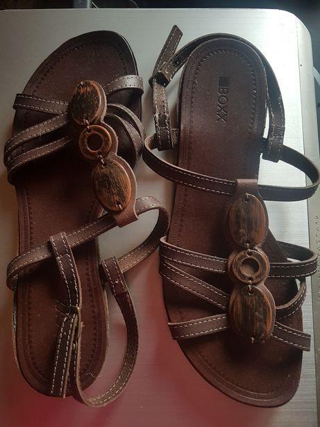 Vand sandale dama piele NOI masura 37