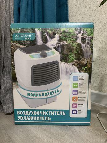 Очиститель  и увлажнитель воздуха