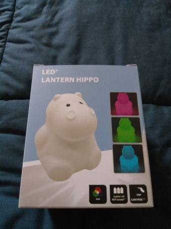 Lampa veghe LED Hippo