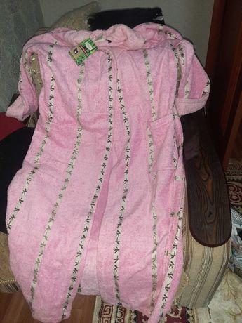 Продам ванный халат женский