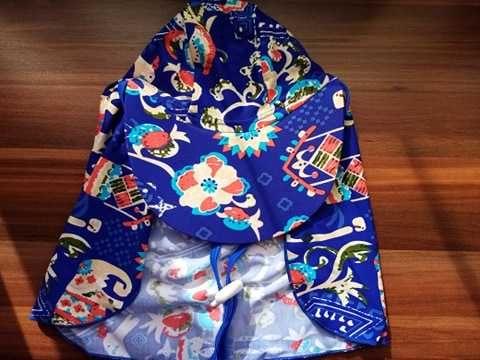 Детска лятна шапка 50 UVF - за баня, плаж, басейн