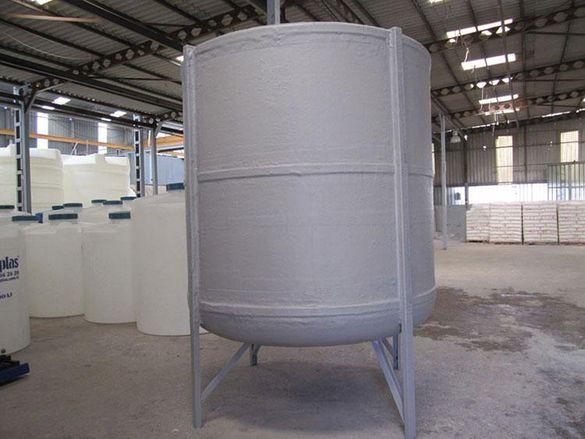 10м3 Вертикална подземна цистерна/Септична Яма/Резервоар за вкопаване