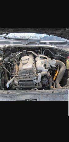 Motor touareg