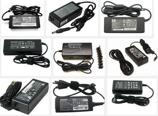 Зарядные Устройства HP, Asus,Acer,Lenovo,DeL Samsung,Sony на все