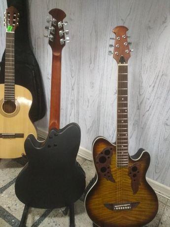 Гитара, электроакустическая