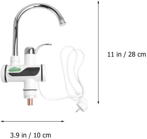 смесител Winomo с LED цифров дисплей за кухня