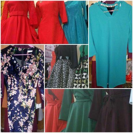 Новые вещи по 3000т жен.платье