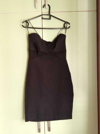 БАЗОВОЕ черное платье, хорошего качества