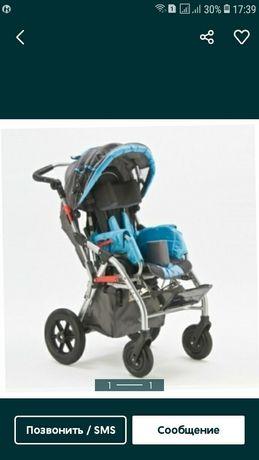 Продам инволидный коляску детски прогуличный