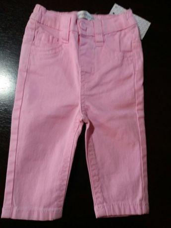 Дънки панталон 3-6 месеца