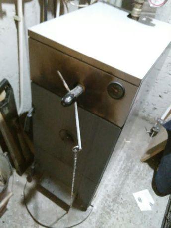 Centrala termica Ferroli GF N5 combustibil solid