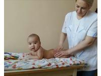 Детский лечебный и общеукрепляющий массаж.