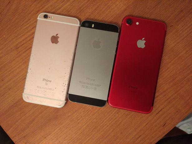 Срочно продам три Iphone