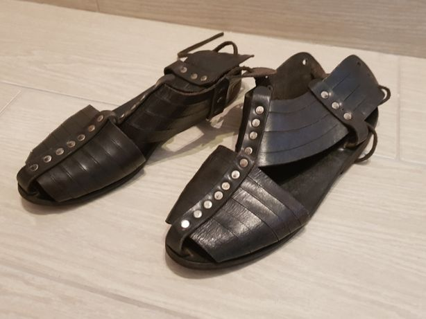 Vand sandale medievale gladiator