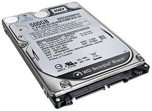 Hdd Laptop 500GB WD Testat(acer,hp,dell,asus) Pascani - imagine 1