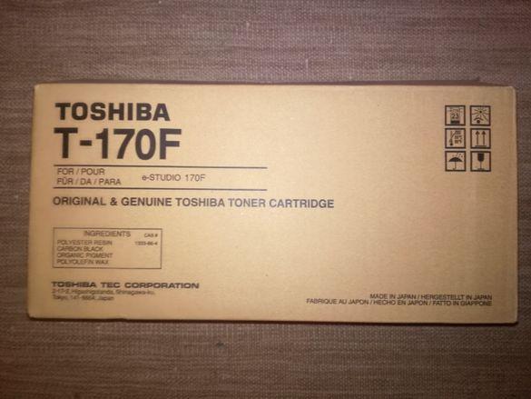 Тонер касета Toshiba T-170F