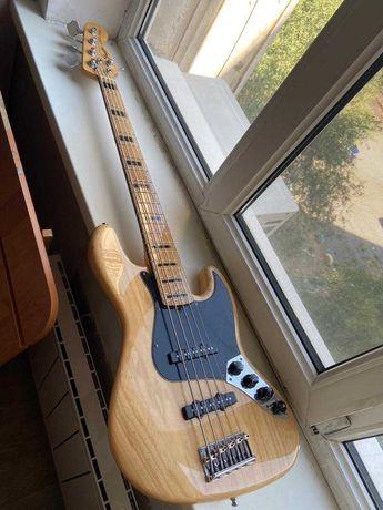 Продам Fender jazz bass 5-струн