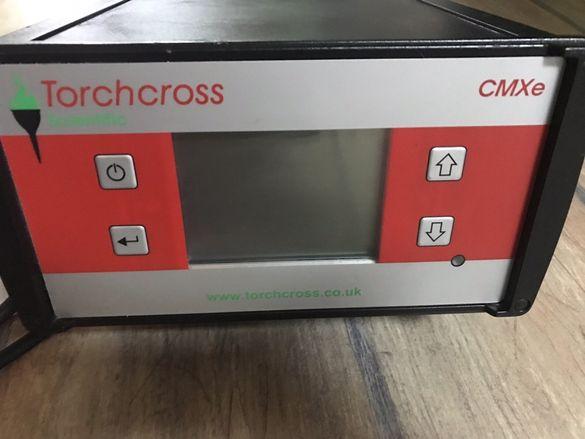 Torchcross CMXe монитор за отрицателно налягане
