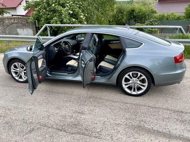 Posibilitate Rate Audi A5 Sportback quattro, bang&olufsen, Garantie!