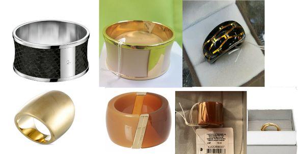 Calvin KLEIN-оригинални бижута гривни и пръстени