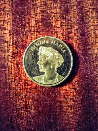 6 Monede 50 bani Aniversare/Desăvârșirea Marii Uniri/Regina Maria 2019