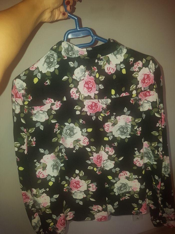 Camasa flori H&M