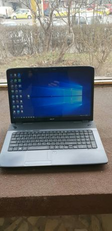 Laptop 17,3 inch, Acer Aspire 7736 ZG, T9300 ,SSD