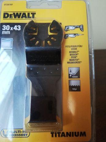 Нож за мултишлайф DEWALT - DT 20707/DT20701Titaniun/Bim-30x43