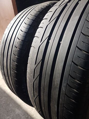 2 бр. летни гуми 225/50/18 Bridgestone DOT 4917 4-4,5 mm