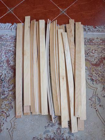 Деревянные Рейки