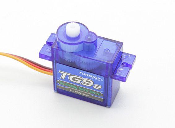 Servomecanism Turnigy™ TG9e Eco Micro Servo 1.5kg / 0.10sec / 10.1g