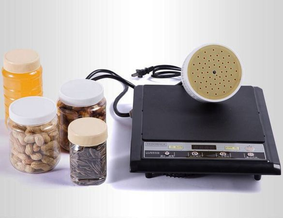 Продавам нова машина за запечатване на бутилки (PE, PET, HDPE, стъкло)