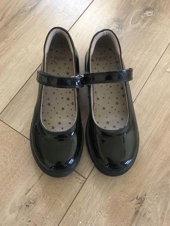 Pantofi Next, ca Nou, lacuiti din piele, nr.: 34/34,5