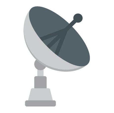 antene satelit si receptor HD Technisat