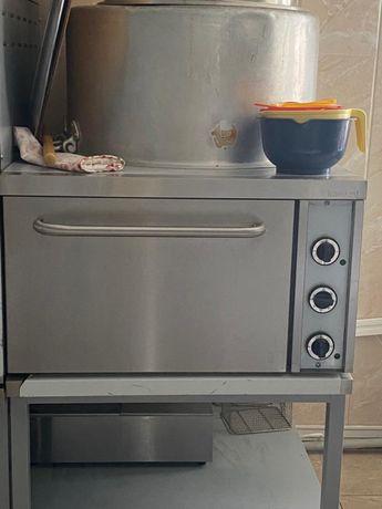 Электрическая печка духовка