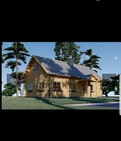 Vând case modulare făcute din lemn sau le confecționez la la ordinul