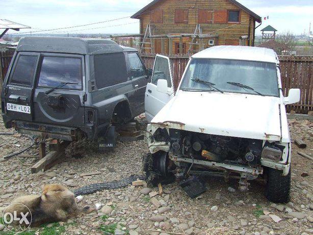 Nissan Patrol Y60 ptr dezmembrat