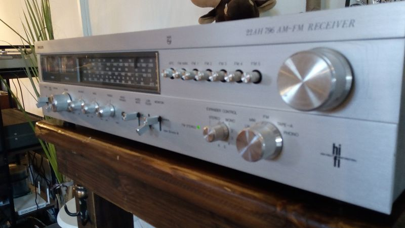 Philips 22AH796 Tuner Amplifier гр. София - image 1