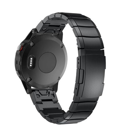 Curea otel inoxidabil Garmin Fenix 6/6 Pro/5/5 Plus - 22 mm
