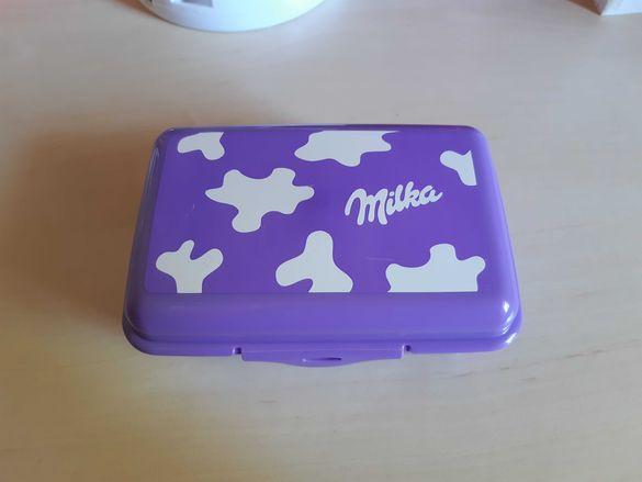 Кутия за храна Milka