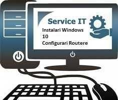Instalari Windows 10 / Reparatii calculatoare laptopuri , Routere wifi