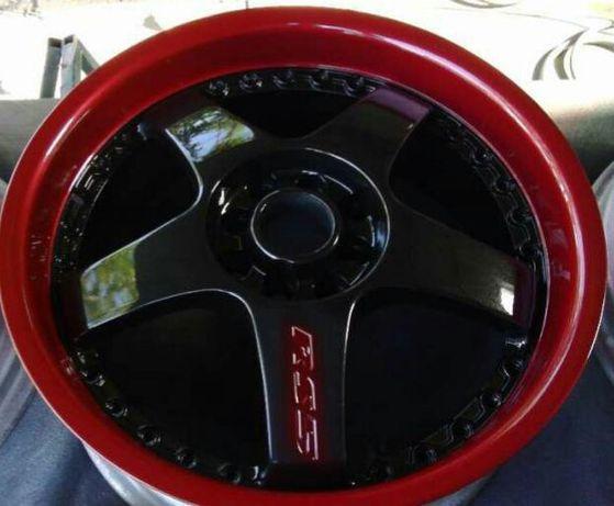 алуминиеви джанти 17 инча в комплект с летни гуми