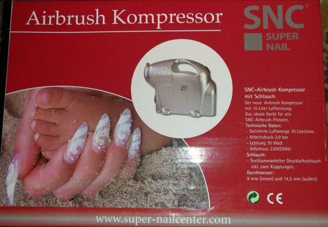 Compresor Airbrush