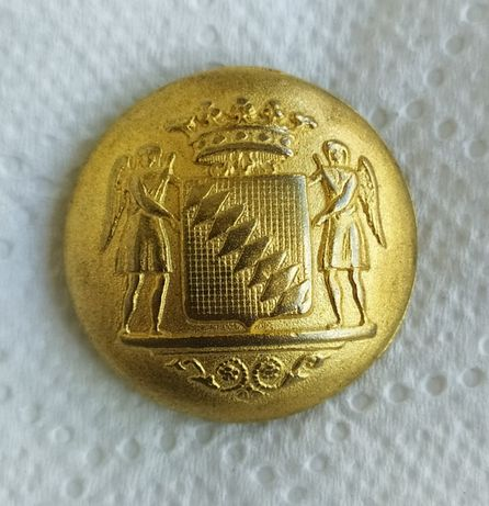 Promoție butoni nasturi metalici vintage antichizati tema militara