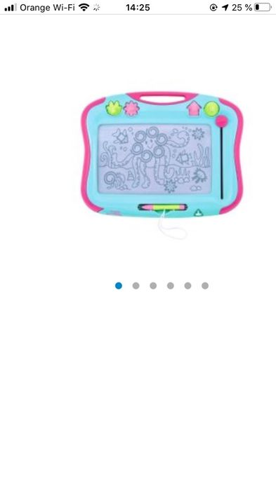 Mothercare tableta de scris super scribbler blue