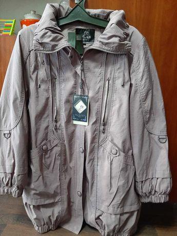 Куртка женская. Размер 60