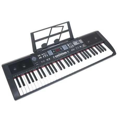 Orga electronica cu Bluetooth; Microfon; Radio FM, USB