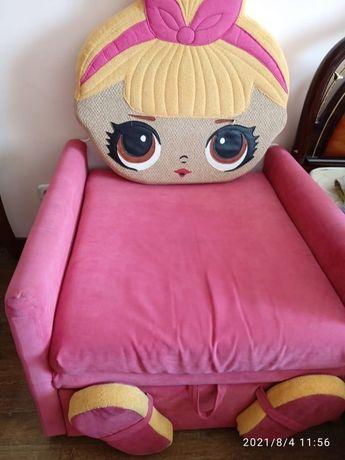 Детская кровать для девочек